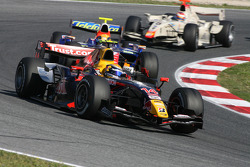 Sebastien Buemi, Trust Arden International, Giorgio Pantano, Racing Engineering