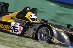 #46 Embassy Racing WF01 - Zytek: Joey Foster, Jonny Kane