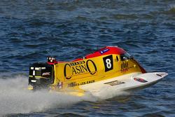#8 Team Casino Forges Eaux: Philippe Masselin, Thierry Marchand, Jean-Marie Guerra, Arnaud Gallard