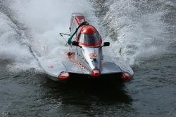 #44 Team N R T: Stéphane Guibert, Karine Maurizot, Romain Nedelec, Jean Jacques Migne