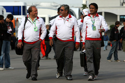 Vijay Mallya, Force India F1 Team, Owner and Kingfisher CEO
