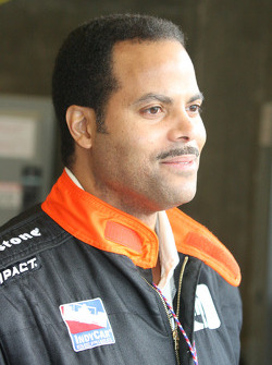 Todd Wallace, news anchor at WRTV Channel 6, before taking the two-seater ride