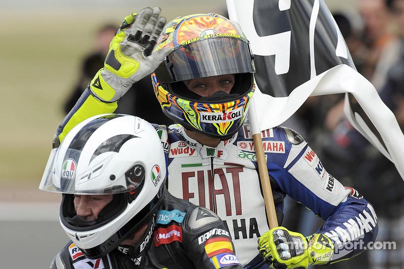 Le Mans 2008: 90 Siege wie Angel Nieto