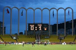 Star Team vs Nazionale Piloti, Charity Football Match, Monaco, Stade Louis II, Monaco