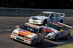 #206 BMW M3 E46: Timo Schupp, Werner Gusenbauer, Andreas Herwerth