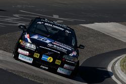 #60 PSR Automotive Volvo S60: Ulli Andree, Andreas Middendorf