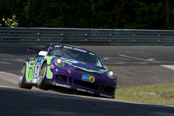#27 Manthey Racing Porsche 911 GT3 Cup: Gary Williams, Daniel Cooke, Julian Perry
