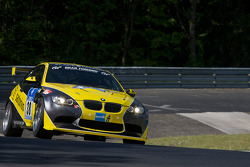 #38 Sartorius Team Black Falcon BMW M3 E92: Dillon Koster, Jean-Paul Breslin