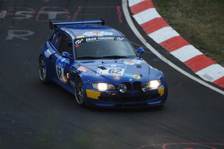 #62 BMW Z3 M: Patrick Prieur, Fabrice Reicher, Patrick Engel, Patrick Chaumier