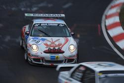 #28 Scuderia Offenbach Porsche 997 GT3 Cup: Matthias Weiland, Harald Weiland, Michael Klein, Antoine Feidt