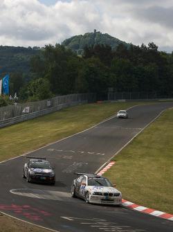 #48 Geoff Steel Racing BMW M3: Tim Christmas, Denis Cribbin, Paul Jenkins