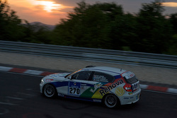 Marcos Racing International BMW 120d : Henri Zogalb, Ian  James, Daniel Dror