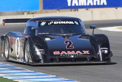 SAMAX BMW Riley : Ryan Daziel, Henri Zogaib