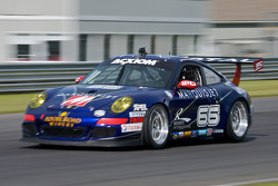 #66 TRG Porsche GT3 Cup: Ted Ballou, Bryce Mille