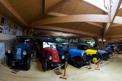 Vintage Renault cars