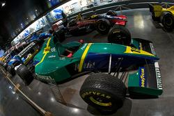 Formula One area: Larousse LH93