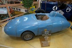 Isetta Velam 250cc record car