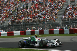 Рубенс Баррікелло, Honda RA108