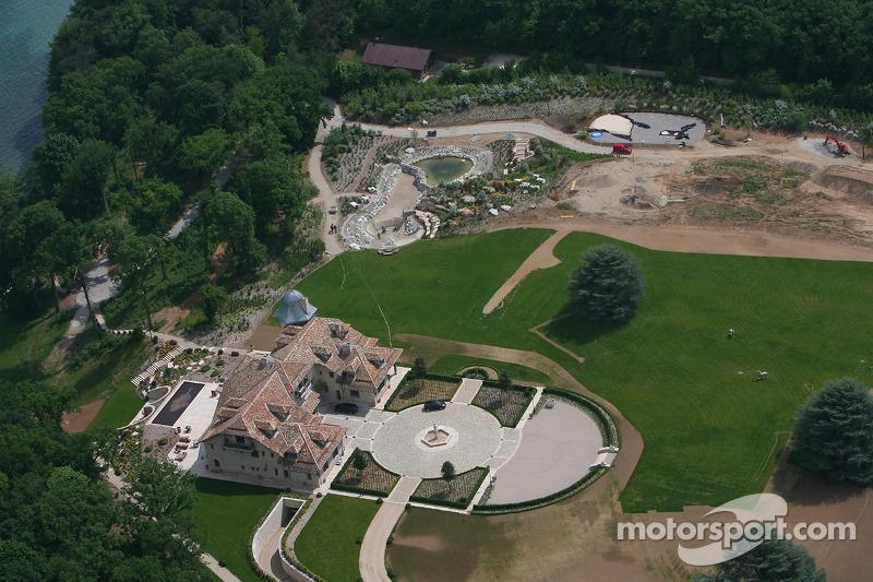 Michael Schumacher House