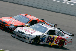 A.J. Allmendinger and Tony Stewart