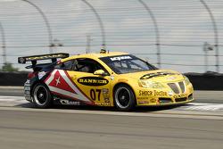 #7 Banner Racing Pontiac GXP.R: Kelly Collins, Paul Edwards