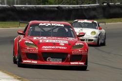 #30 Racers Edge Motorsports Mazda RX-8: Jonathan Bomarito, Jameson Riley, Craig Stone