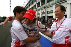 Jarno Trulli, Toyota F1 Team, Frank Dernie, Toyota Racing