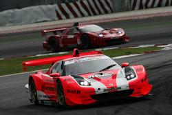 Ralph Firman and Takuya Izawa, Autobacs Racing Team Aguri