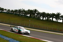 Juichi Wakisaka and Andre Lotterer, Petronas Toyota Team Tom's
