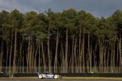 #94 Speedy Racing Team Spyker C8 Laviolette: Benjamin Leuenberger, Andrea Chiesa, Alexander Iradj
