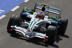Рубенс Баррікелло, Honda Racing F1 Team, RA108