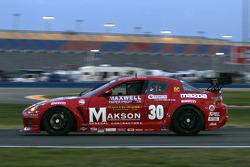 #30 Racers Edge Motorsports Mazda RX-8: Ross Smith, Craig Stone