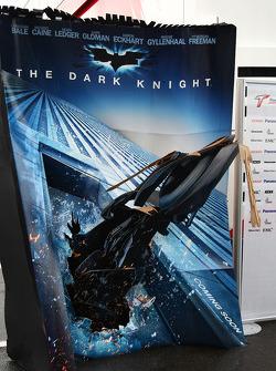 ToyotaF1 Team, sponsorship of the Batman Film