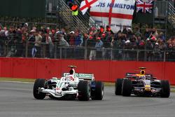 Рубенс Баррікелло, Honda Racing F1 Team, Марк Веббер, Red Bull Racing