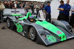MG Lola, EX257 Le Mans car