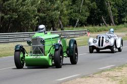 #14 Talbot 105 1934: Michael Strasoldo
