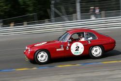 #2osca 1600 GTS Zagat 1960: Heiner Otten, Fritz Otten