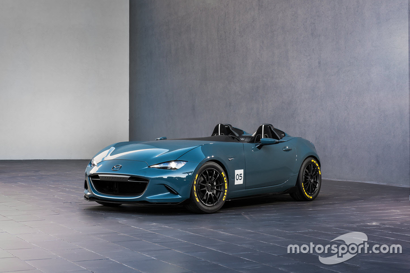 Mazda MX-5 Speedster konsepti