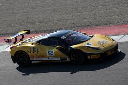 #32 StileF Squadra Corse Ferrari 458: Андреас Сеглер