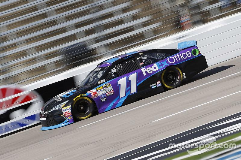 Startnummer 11: Denny Hamlin (Gibbs-Toyota)