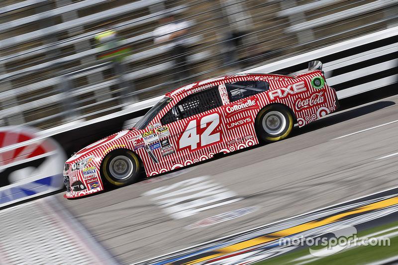 Kyle Larson, Chip Ganassi Racing Chevrolet