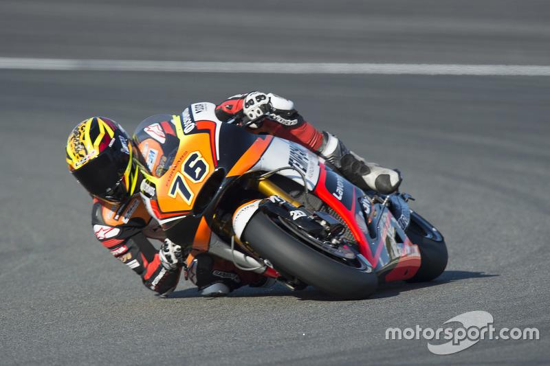 Лоріс Баз, Forward Racing Yamaha