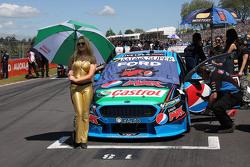 Grid girl na V8 Supercars