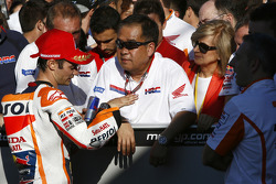 Le troisième, Dani Pedrosa, Repsol Honda Team