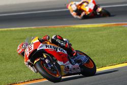 Marc Marquez und Dani Pedrosa, Repsol Honda Team