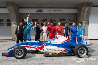 SRA 2016年车手选拔活动