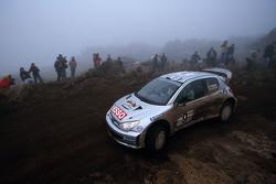 François Delecour e Daniel Grataloup, Peugeot Sport Peugeot 206 WRC