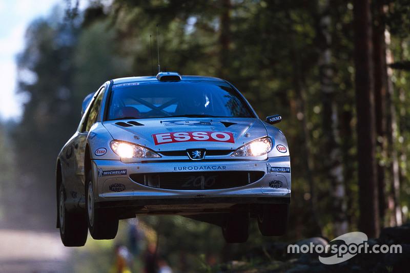 Rallye de Finlande 2000