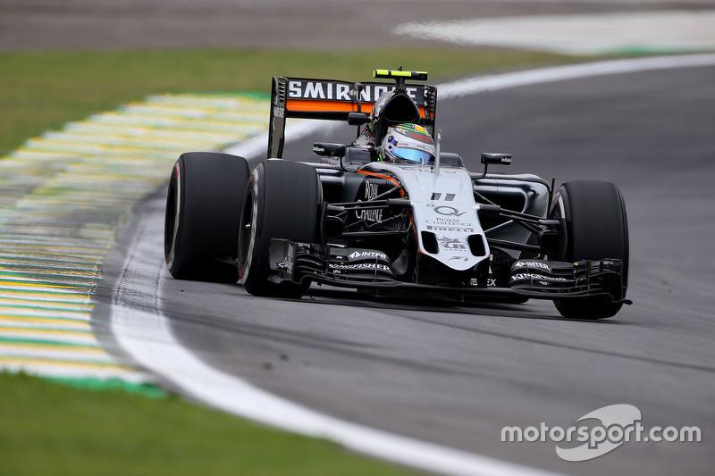 2015: Sahara Force India VJM08