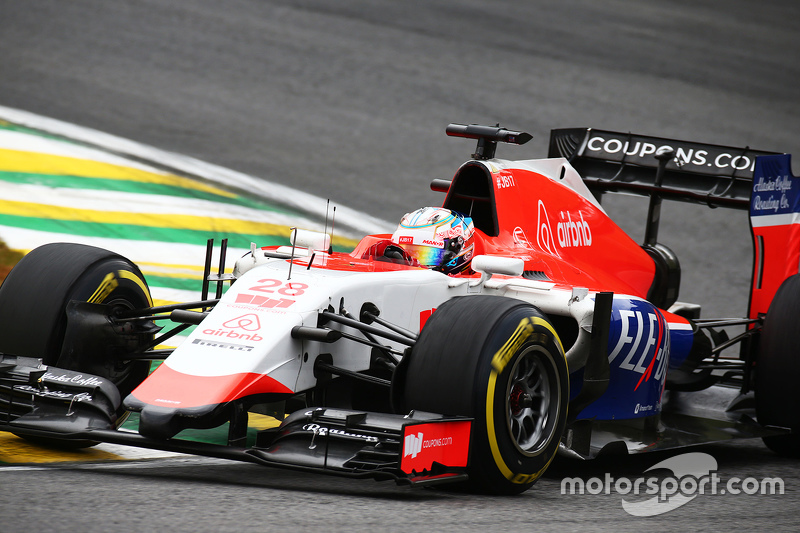 Уілл Стівенс, Manor Marussia F1 Team